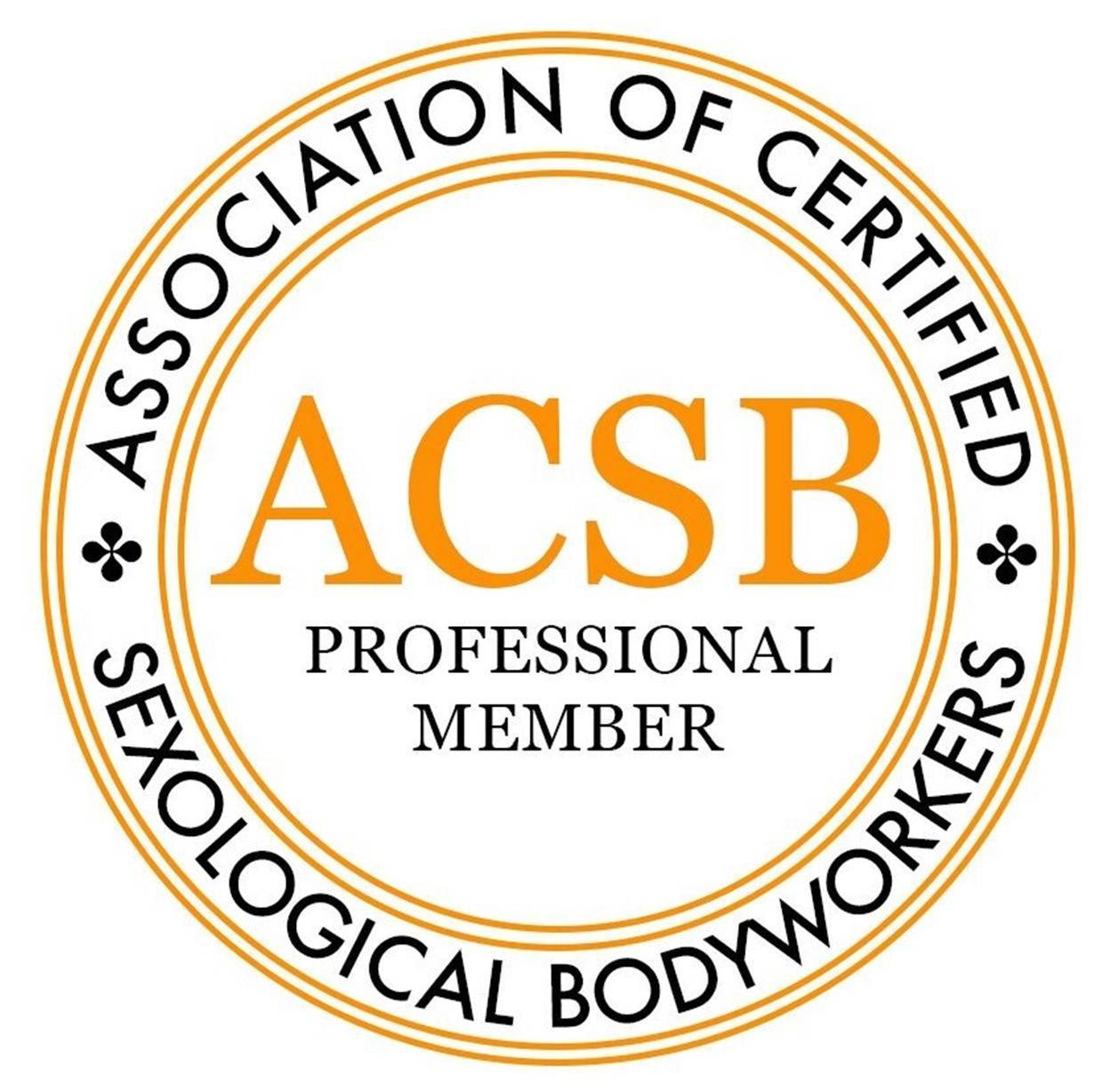Logo of ACSB - link to Sian's profiles